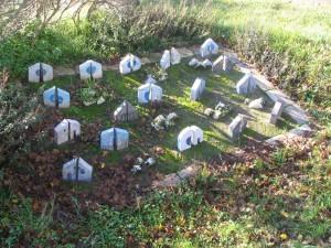 Giardino Pietrificato