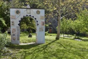 Orto dei Frutti Dimenticati Arco delle favole